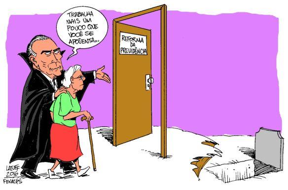 Reforma da previdência