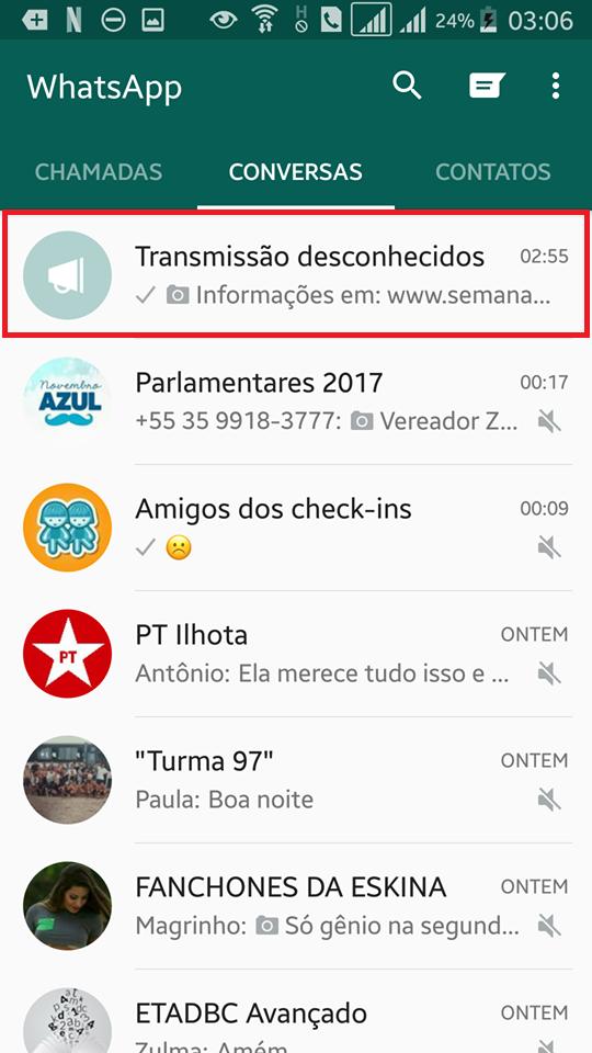 Tutorial WhatsApp dcvitti - Passo 5