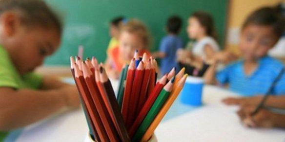 Crianças educação