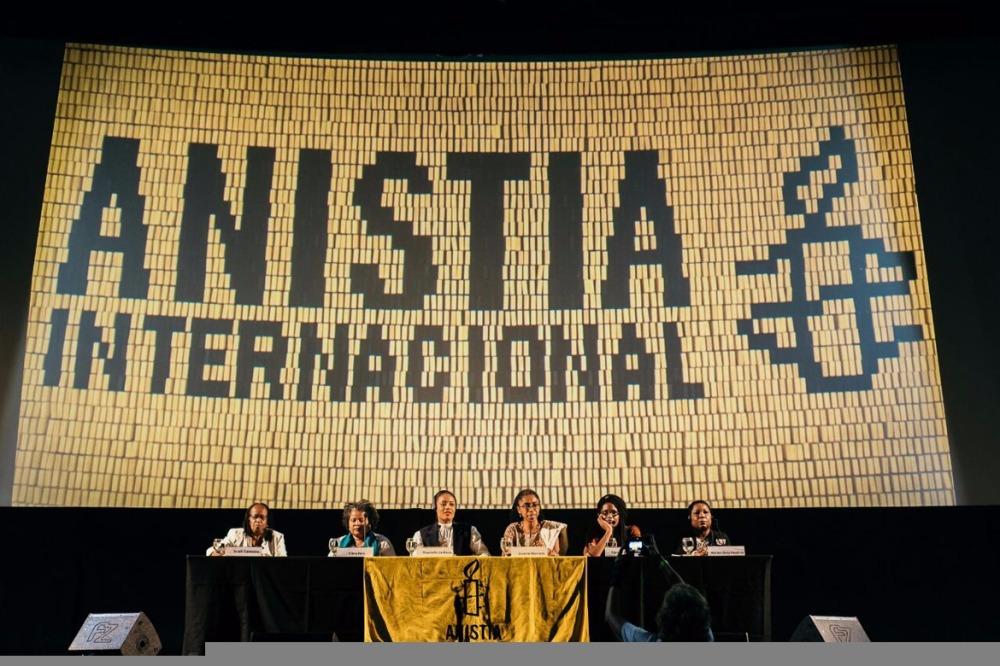 Debate 'Mulheres negras na resistência e mobilização por direitos humanos'