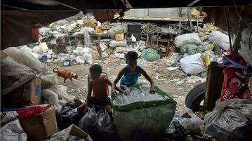 Pobreza e criança