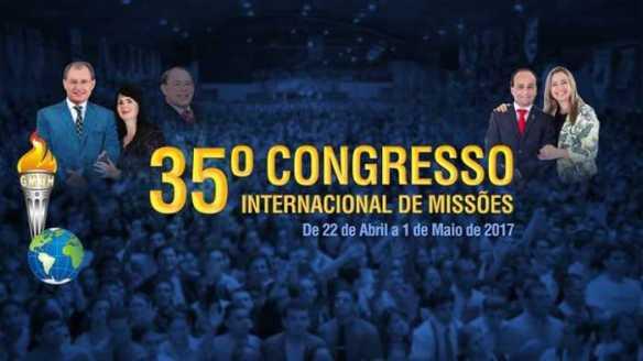 35º Congresso dos Gideões 2017