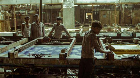 Fotografias sem retoques do trabalho global