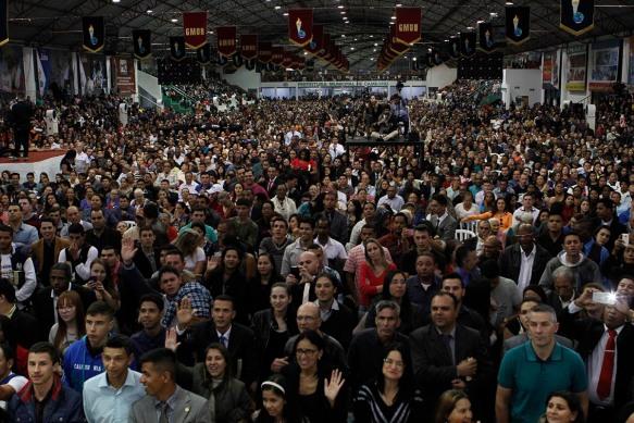 Congresso Gideões Missionários 2017
