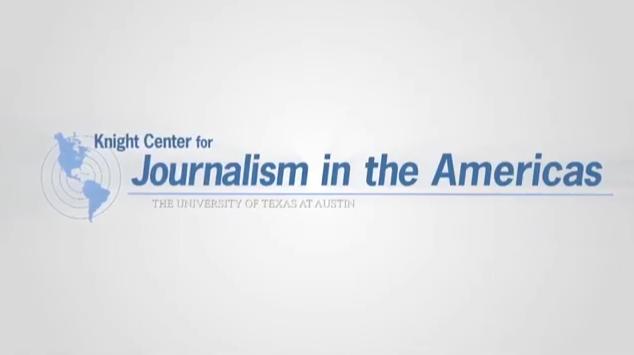 Jornalismo nas Américas da Universidade do Texas