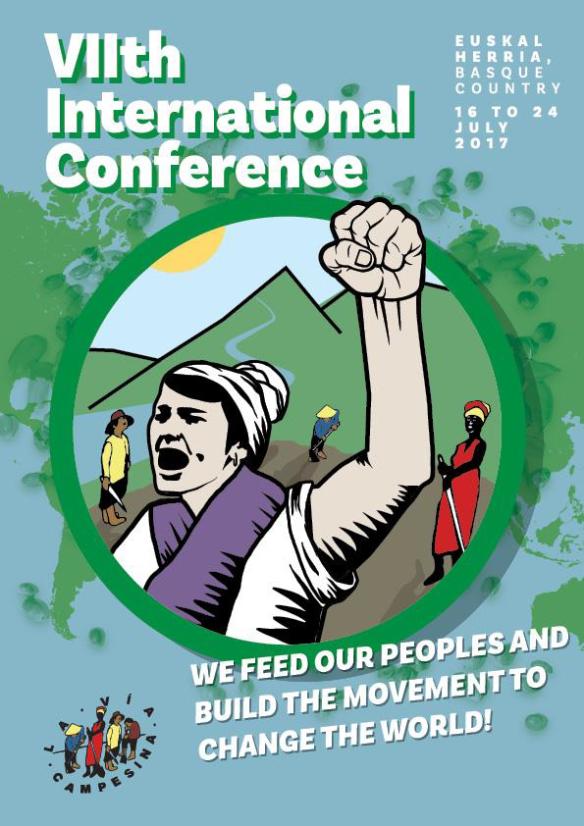 VII Conferência Internacional Camponesa