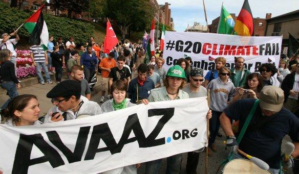 Avaaz Ativistas