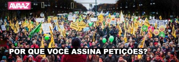 Avaaz petição