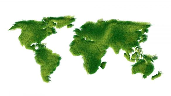 Greenpeace recycle world