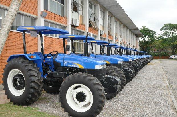 Secretaria de Estado da Agricultura e da Pesca investe na aquisição de equipamentos para fortalecer a agricultura familiar catarinense