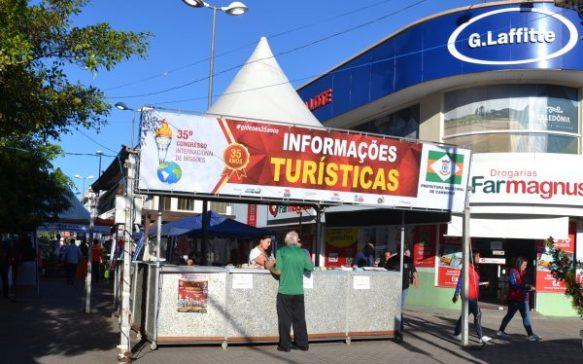 Congresso dos Gideões Missionários 2017 - Informações turística