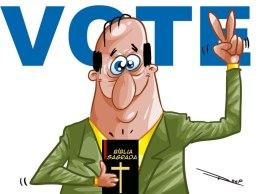 Evangélicos e a política