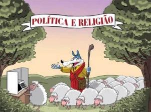 Política x religião
