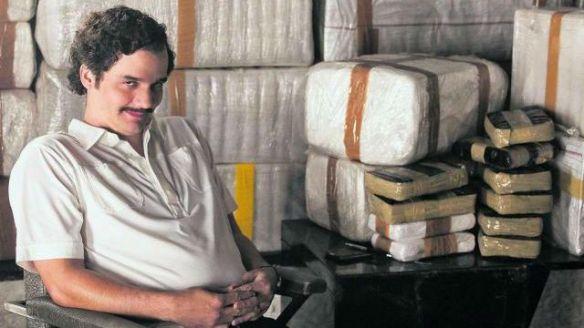 Narcos com Wagner Moura
