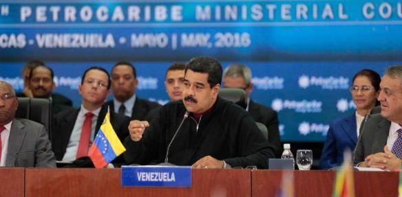 Nicolás Maduro na OEA