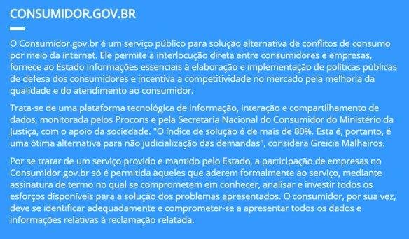 www.consumidor.gov.br