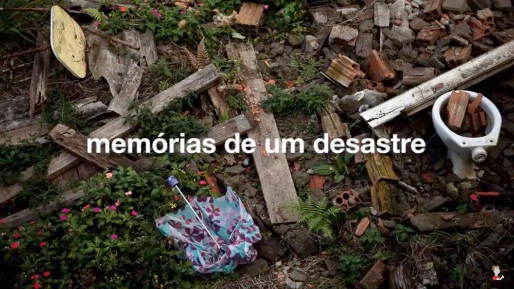 Memória de um desastre