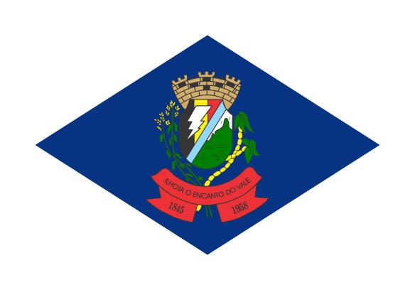Bandeira de Ilhota