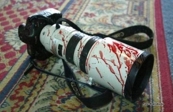 Brasil é o sétimo país do mundo que mais mata jornalistas