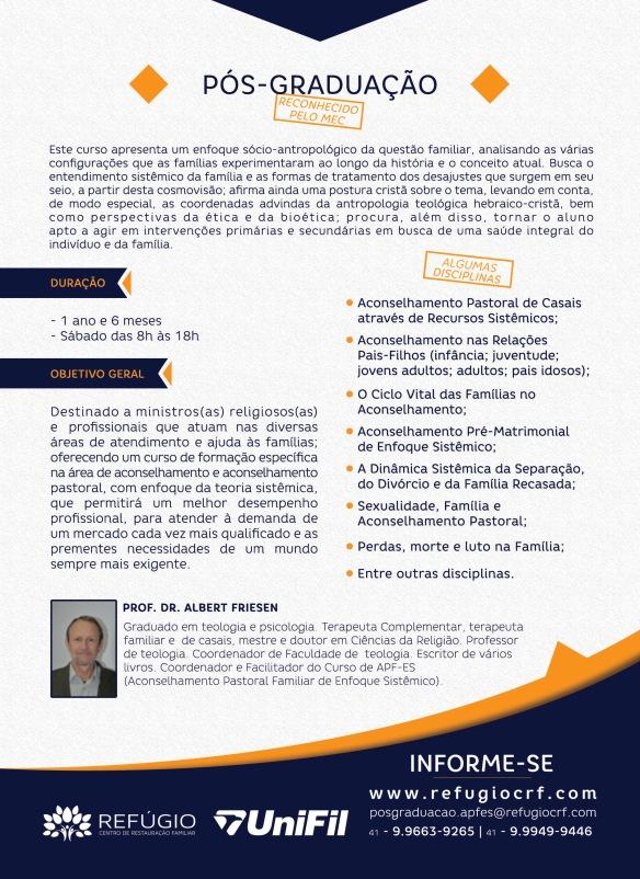 Pós-Graduação e Capacitação APF ES 2018