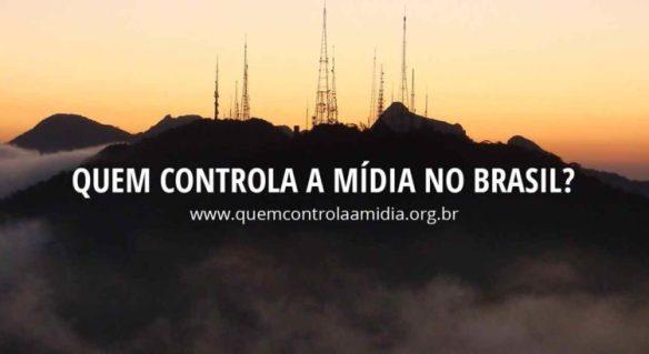 Quem controla a mídia no Brasil?