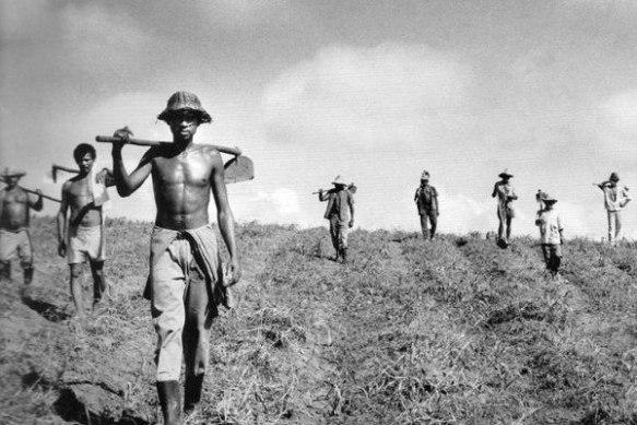 A luta pela terra e o trabalho escravo