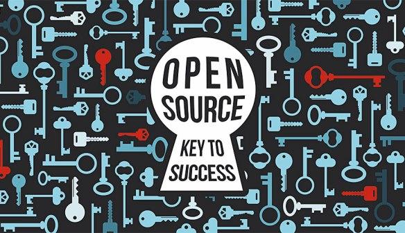 Código aberto - A chave para o sucesso