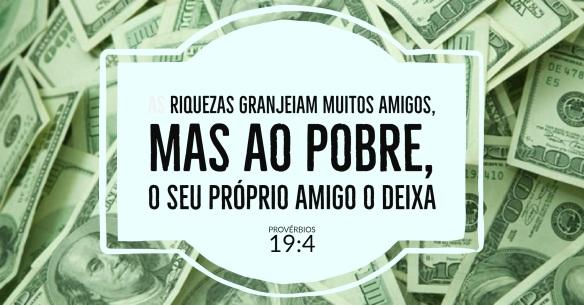 Provérbios 19:4