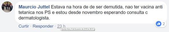 Comentário de Maurício Juttel