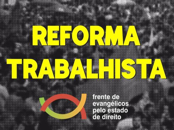 Reforma da Previdência - Frente de Evangélicos pelo Estado de Direito