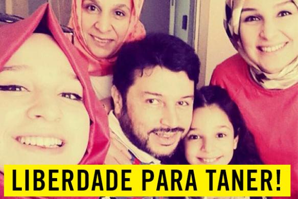 Justiça para defensores de direitos humanos na Turquia!