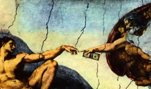 Liberalismo - Deus precisa do seu dinheiro
