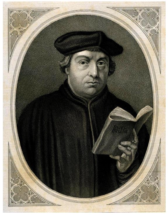 Livro o Diabo, Lutero e o Protestantismo