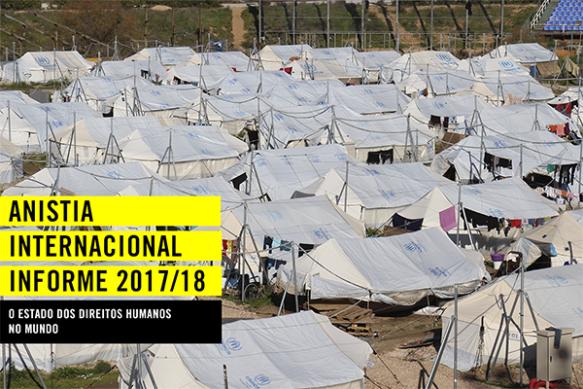 Rlatório anual da Anistia Internacional - O Estado dos Direitos Humanos no Mundo