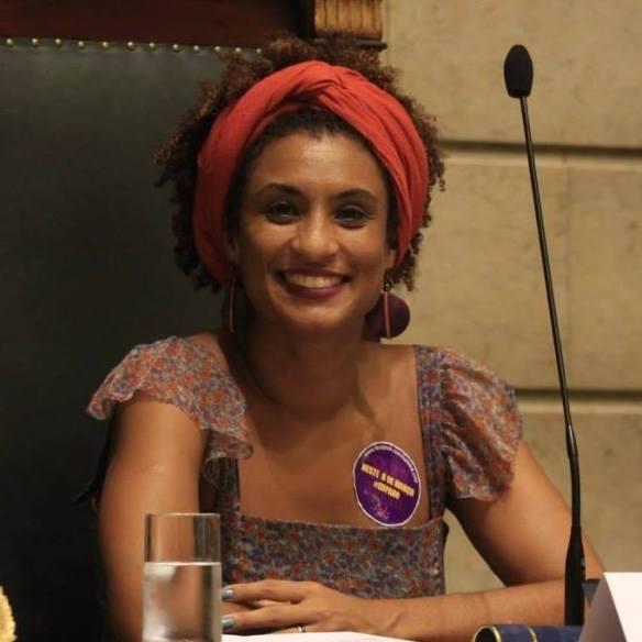 Vereadora Marielle Franco