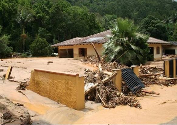 Tragédia de 2008 em Ilhota
