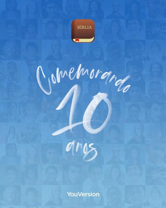 App da Bíblia comemora 10 anos