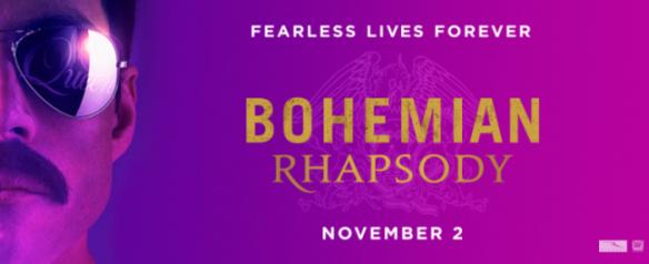 Bohemian Rhapsody filme poster Queen