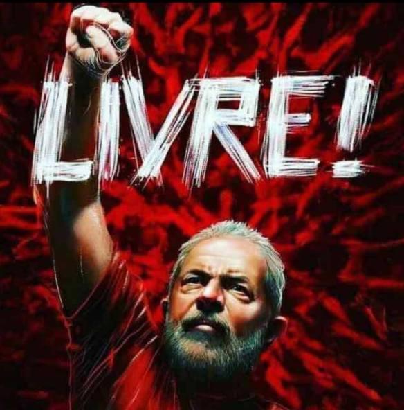 #LulaLivre #LulaPresoPolítico #LulaPresidente Lula Livre