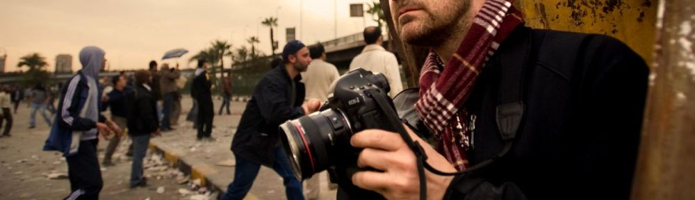 Chris Hondros é tema de novo documentário do Netflix