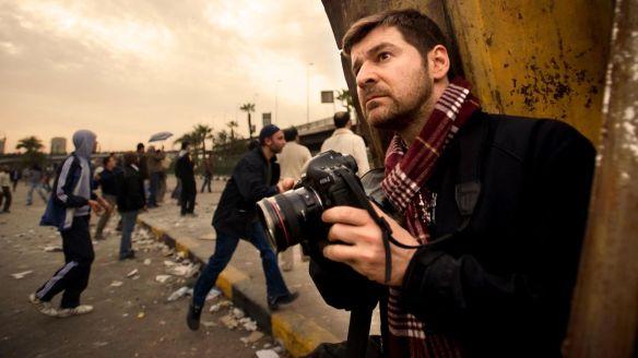 Chris Hondros é tema de novo documentário do Netflix