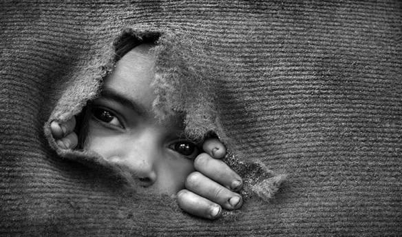 Crianças e adolescentes na pobreza