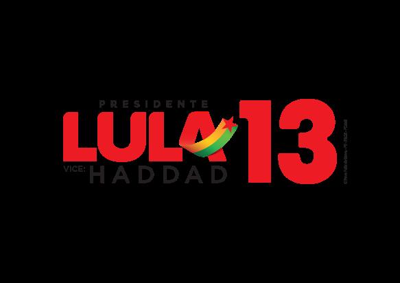 Lula e Haddad Presidente