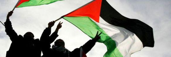 Palestina bandeira