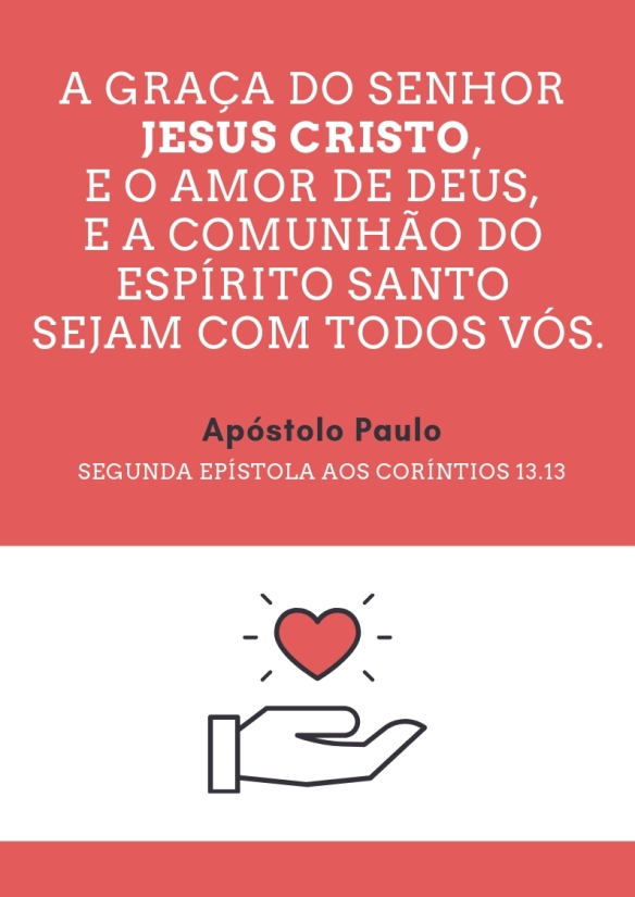 2 Coríntios 13.13