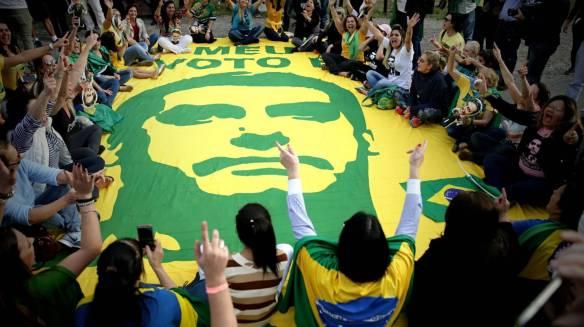 Cristão contra Bolsonaro