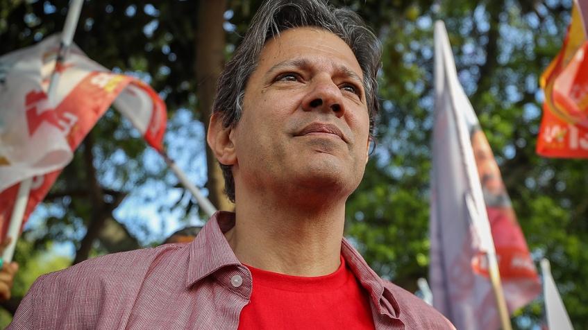 Haddad foi eleito o melhor prefeito da América Latina