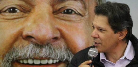 Fernando Haddad #LulaLivre