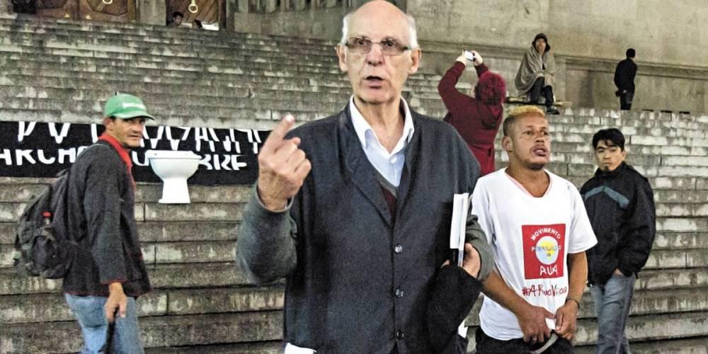 Padre Júlio Lancellotti