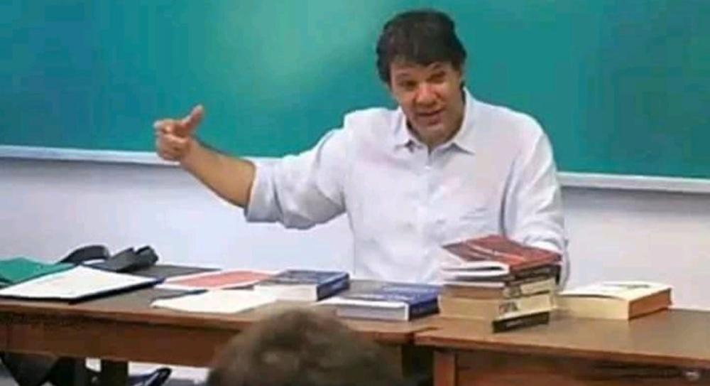 Professor Fernando Haddad